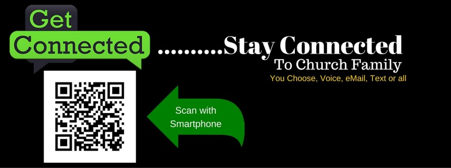 Click Here To Stay Connected!
